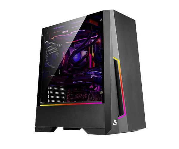 מארז ללא ספק Antec DP501 ATX Mid Tower צבע שחור