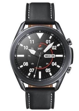 שעון חכם Samsung Galaxy Watch 3 Silver LTE 3 45mm SM-R845 אחריות יבואן רשמי