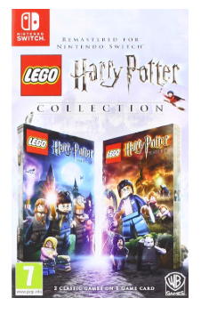‏משחק LEGO Harry Potter Collection