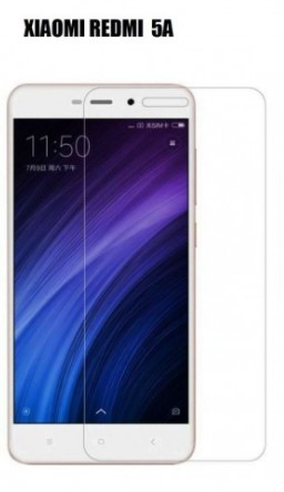 glass screen protector xiaomi redmi 5A - מגן מסך A5 שיומי