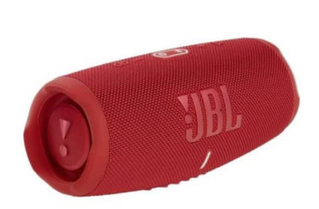 רמקול אלחוטי JBL CHARGE 5 אדום יבואן רשמי