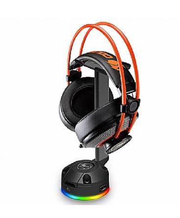 סטנד לאוזניות COUGAR MS-BUNKER-S-RGB