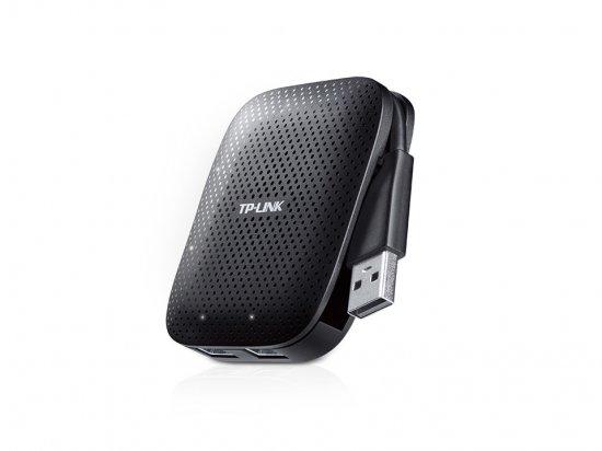 מפצל TP-Link USB 3.0 4-Port UH400