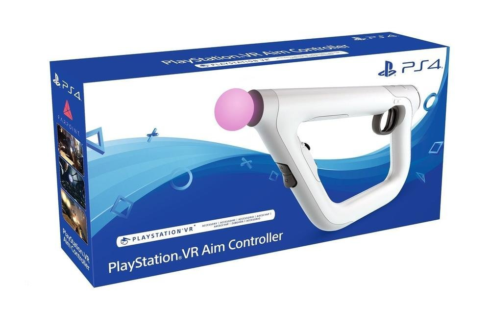 רובה SONY Playstation VR Aim Controller