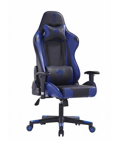 כיסא גיימינג GLADIATOR GAMING CHAIR כחול שחור