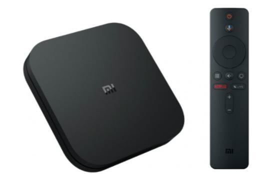 סטרימר Xiaomi Mi Box S 4K Ultra HD Set-Top Box שנה אחריות על ידי מובייל ישראל