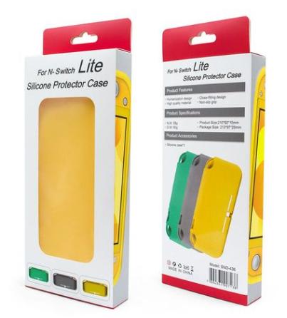 Nintendo Switch Lite Silicone Protector Case