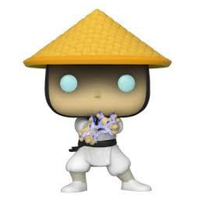 Funko Pop - Raiden (Mortal Kombat) 538 בובת פופ
