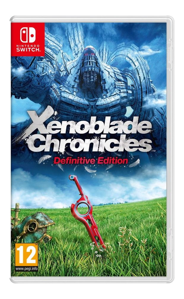 Xenoblade Chronicles: Definitive Edition Nintnedo Switch