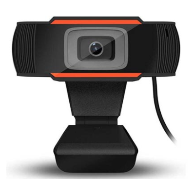 מצלמת רשת FULL HD 1080P עם מיקרופון מובנה וחיבור USB