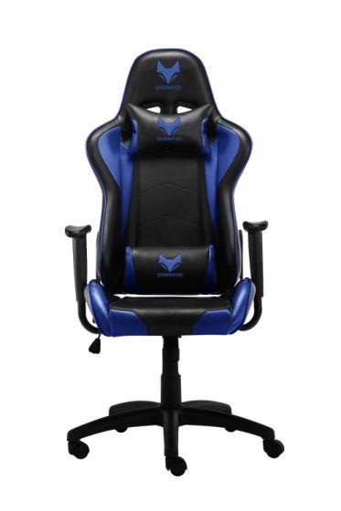 מושב גיימינג מקצועי שחור כחול GT ZONE SPARKFOX