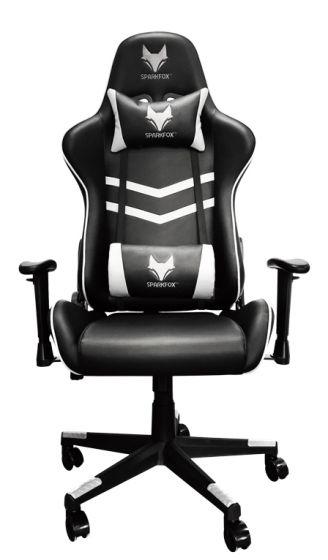 מושב גיימינג שחור GT EXTREME SPARKFOX