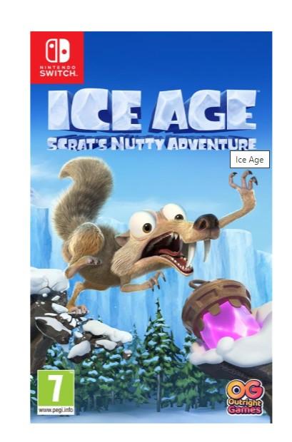 Ice Age - Scrat's Nutty Adventure Switch
