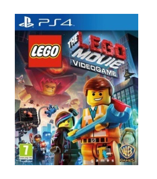 LEGO The Movie Videogame PS4