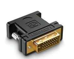DVI 24+5 To VGA Adapter