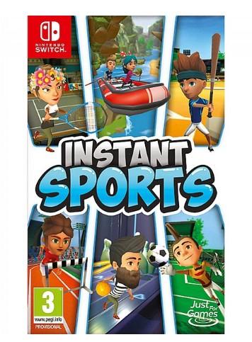 משחק לנינטנדו סוויץ  Instant Sports