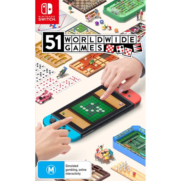 51 Worldwide Games Nintendo Switch