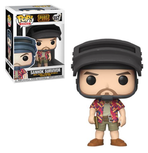 Games: PUBG - Sanhok Survivor Funko Pop! Vinyl Figure #557