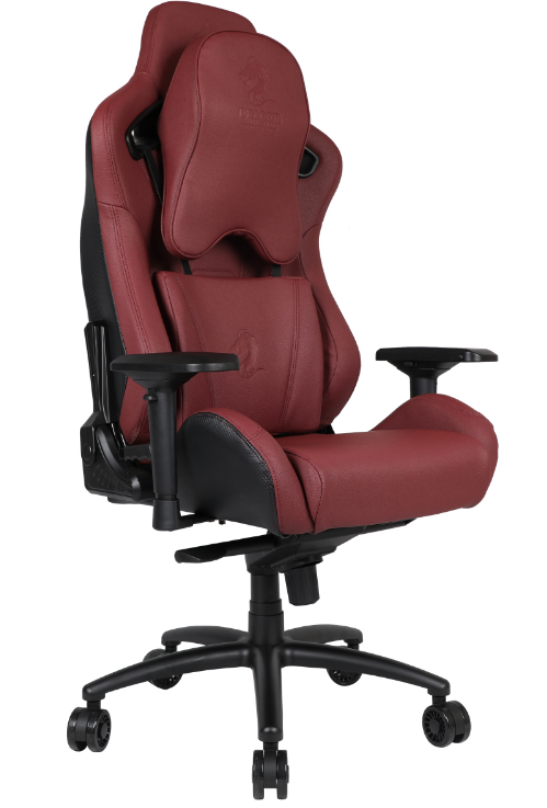 כסא גיימינג GT SPORT DELUX GAMING CHAIR  חום פורש