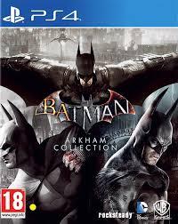 Batman: Arkham Collection PS4