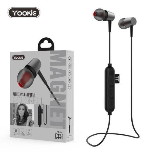 Bluetooth earphones Yookie K334