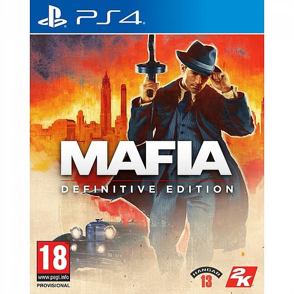 Mafia Definitive Edition PS4 להזמנה מוקדמת