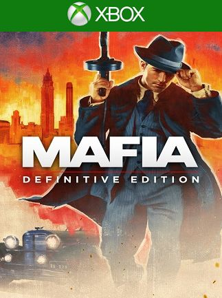 Mafia Definitive Edition XBOX ONE להזמנה מוקדמת