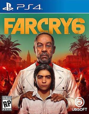 Far Cry 6 PS4 להזמנה מוקדמת