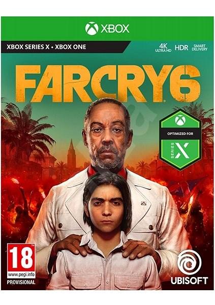Far Cry 6 XBOX ONE להזמנה מוקדמת