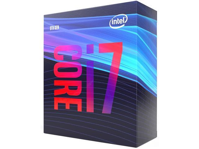 מעבד דור 9 Intel i7-9700K Tray 3.6GHz-4.9GHz