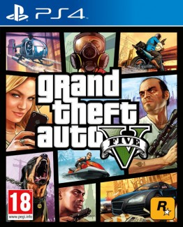 GTA V Grand Theft Auto V PS4