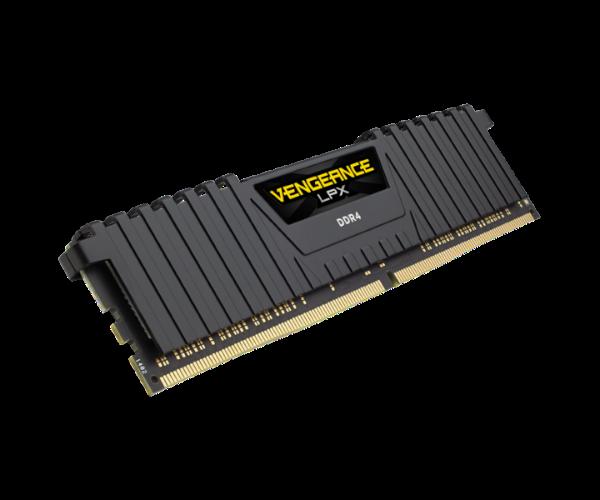 זכרון לנייח CORSAIR CMK16GX4M1D3000C16 1X16 16GB DDR4 3000