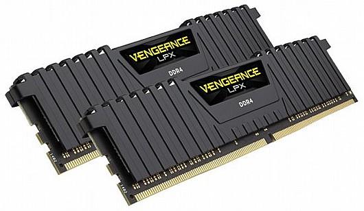 זכרון לנייח Corsair CMK32GX4M1D3000C16 32GB 3000mhz DDR4