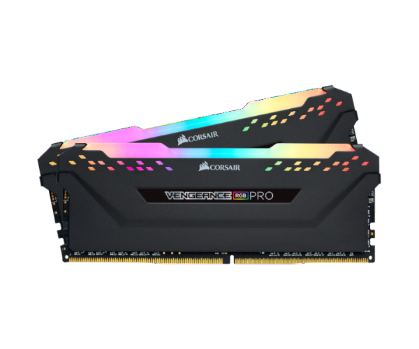 זכרון לנייח Corsair 32GB DDR4 3000MHz cl15 RGB PRO