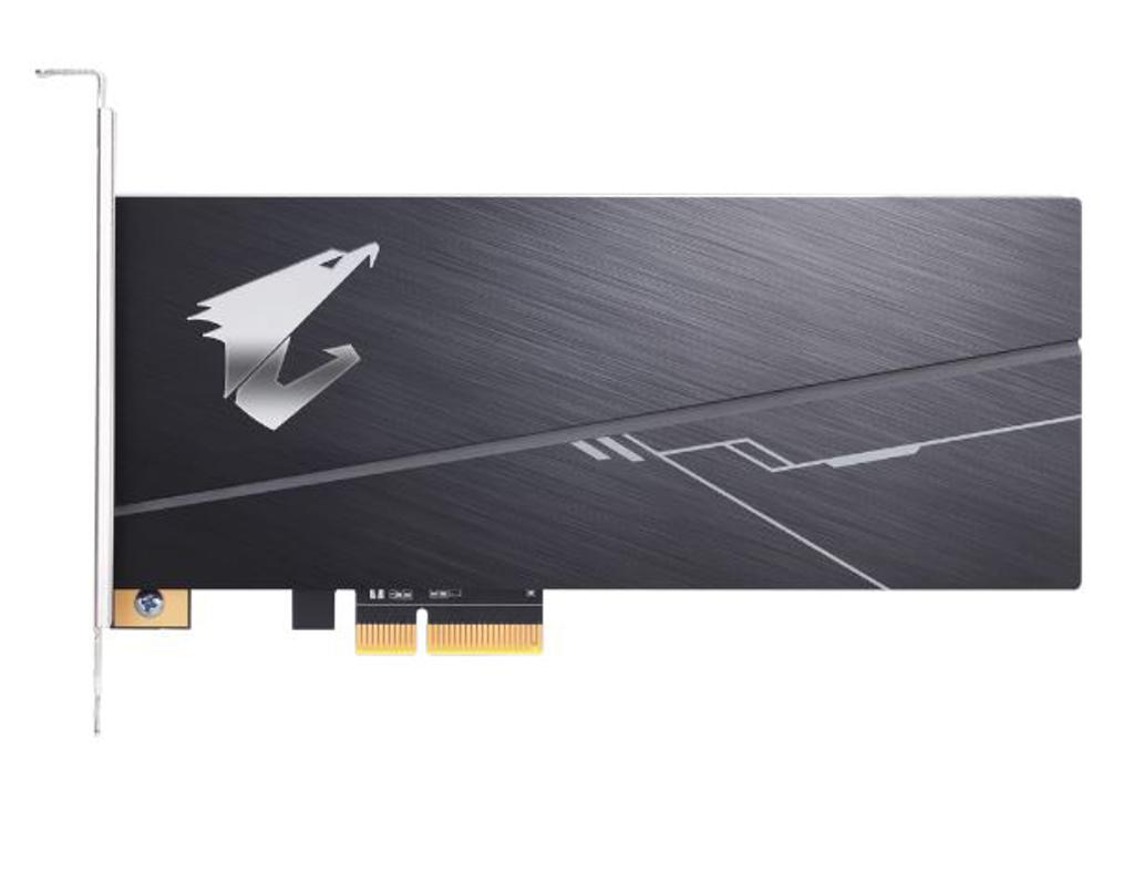 דיסק פנימי Gigabyte Aorus 512GB NVME RGB PCIE CARD