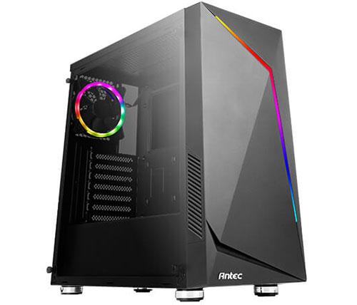 מארז מחשב Antec NX300 BLACK בצבע שחור