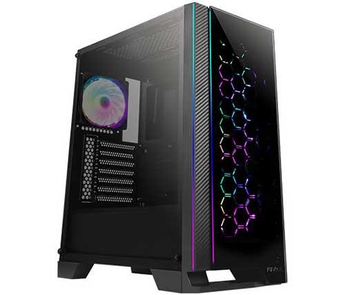 מארז מחשב Antec NX600 בצבע שחור