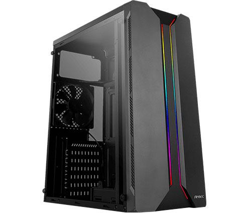 מארז מחשב Antec NX110 בצבע שחור