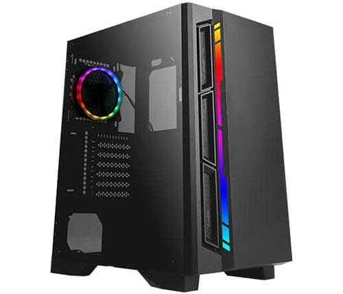 מארז מחשב Antec NX400 בצבע שחור