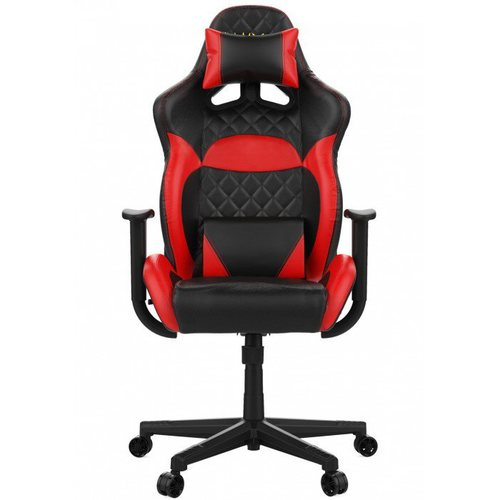 כיסא גיימינג Gamdias ZELUS E1 אדום/שחור