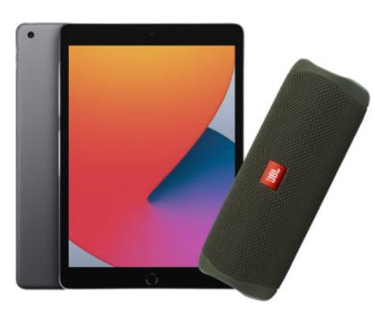 iPad 10.2 (8 GEN) WiFi 32GB + JBL FLIP 5