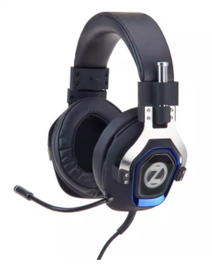 האוזניות של זיגי! אוזניות גיימרים מקצועיות 7.1 סראונד לכל הפלטפורמות G-072