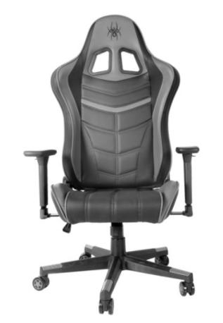 SPIDER DRIFT כיסא גיימינג אפור