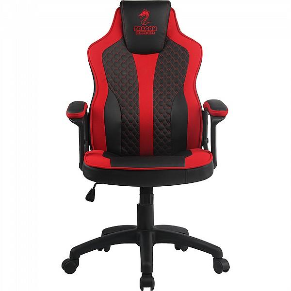 כיסא גיימינג דראגון Sniper אדום שחור