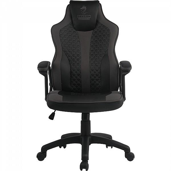 כיסא גיימינג דראגון Sniper שחור אפור