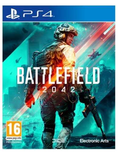 Battlefield 2042 PS4 הזמנה מוקדמת