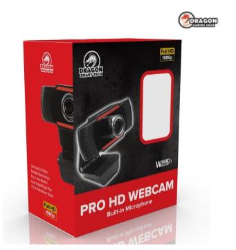 מצלמה רשת Dragon Pro Webcam 1080P FHD