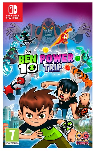 Ben 10: Power Trip Switch