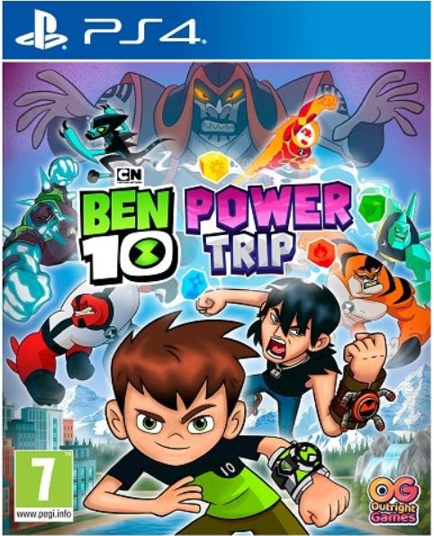BEN 10 Power Trip! PS4