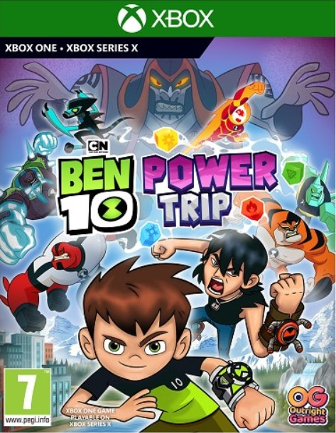 Ben 10: Power trip Xbox one